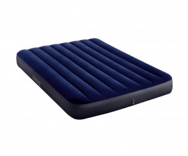 INTEX 64758 - Full Dura-Beam Series Classic Downy Airbed