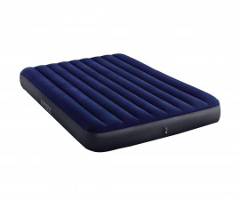 INTEX 64759 - Queen Dura-Beam Series Classic Downy Airbed