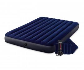 Дюшеци за къмпинг; Надуваеми легла и матраци INTEX Comfort Rest 64765