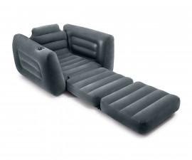 Надуваем фотьойл INTEX Pull-Out - 66551NP