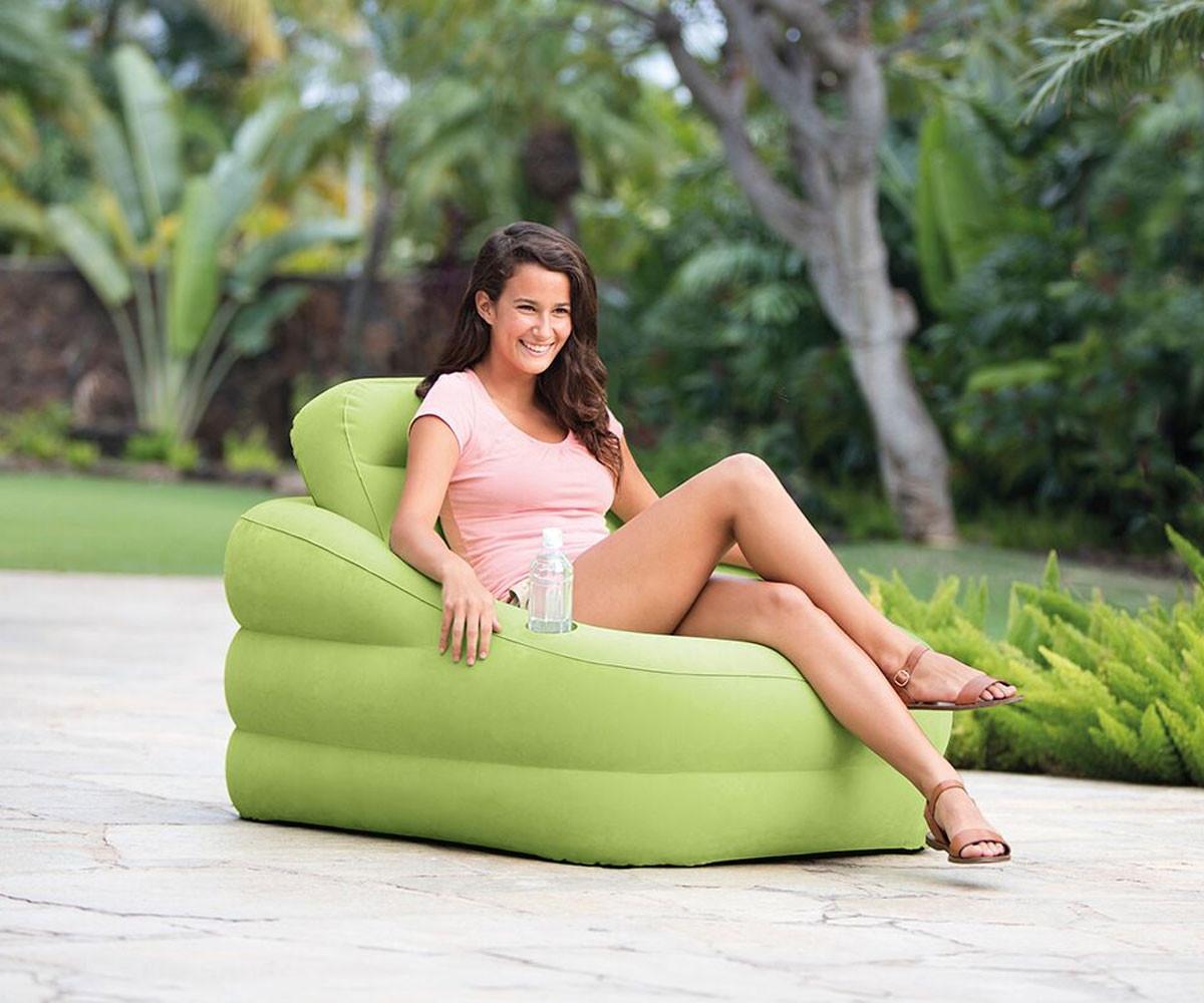 Табуретки, фотьойли и дивани INTEX Comfort Rest 68586NP