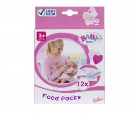Аксесоари за кукла бейби Борн - бейбишка храна 779170