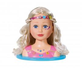 Детска кукла -  Baby Born - модел за грим и прически
