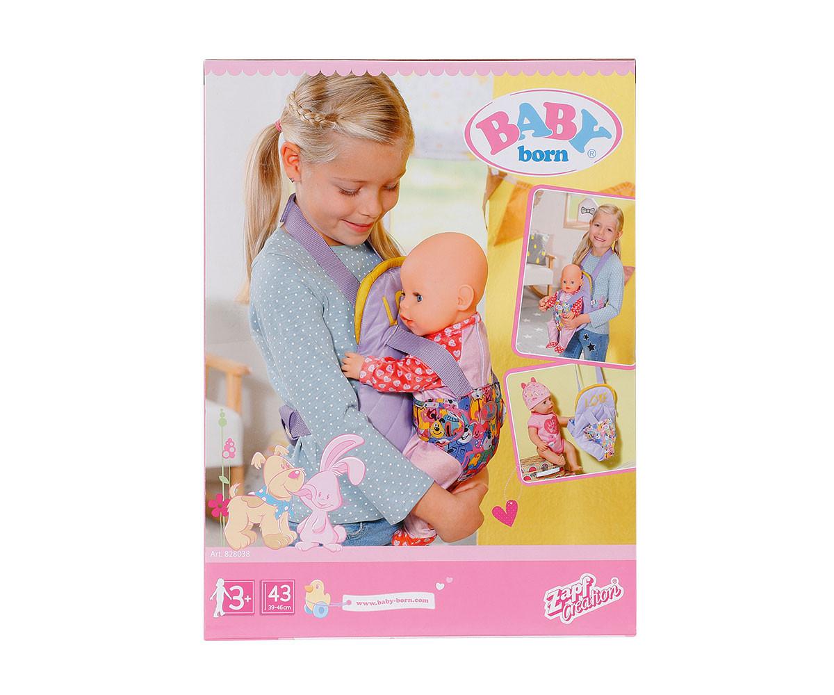 Аксесоари за кукла BABY Born - Кенгуру