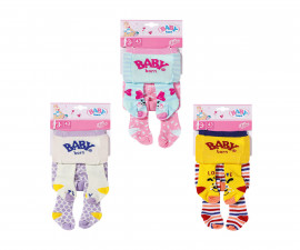 Аксесоари за кукла BABY Born - Чорапогащници за кукла 43см., асортимент