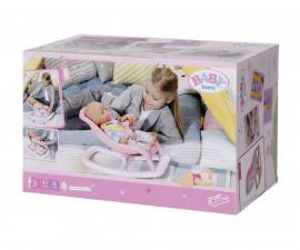 Бейби Борн бебешки шезлонг за кукла