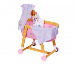 Аксесоари за кукла бейби Борн - Легло за кукла 829981