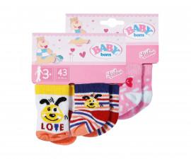 Аксесоари за кукла бейби Борн - Чорапки за кукла 43см., асортимент 828304/831755