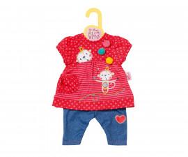 Аксесоари за кукла бейби Борн - Доли мода: Рокля и панталон 870365