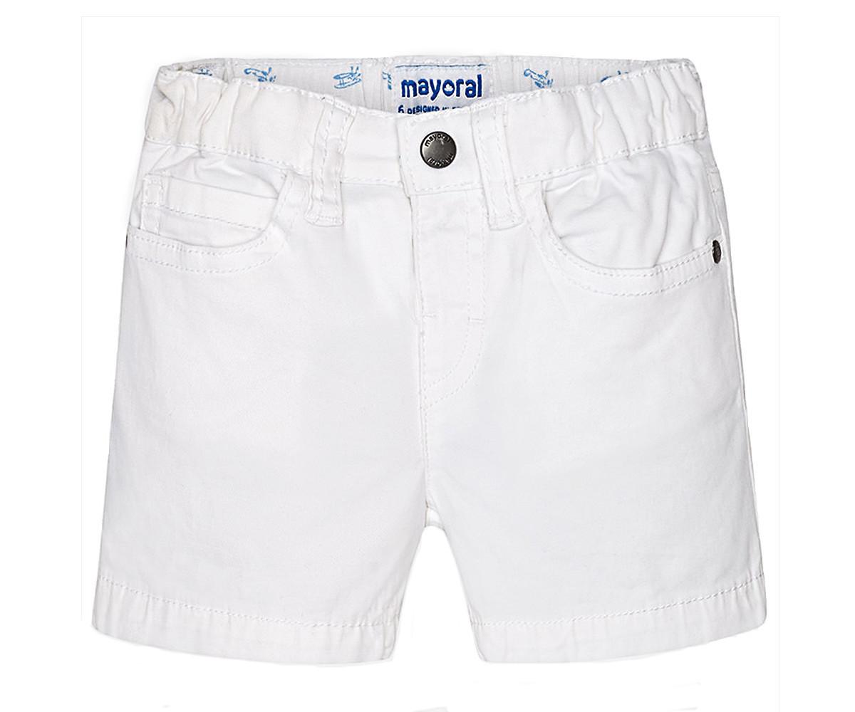 9f5bf71f821 Детски къси панталони, тип дънки Mayoral (фабр. № 206) за момче, 9 м ...
