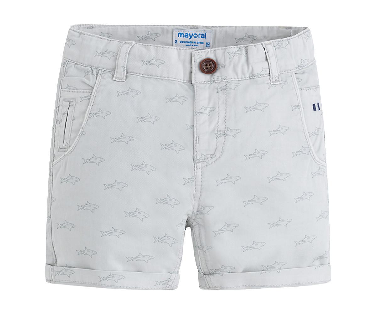 68b1010a03b Детски къси панталони с щампа Mayoral (фабр. № 3266) за момче, 2-9 г ...