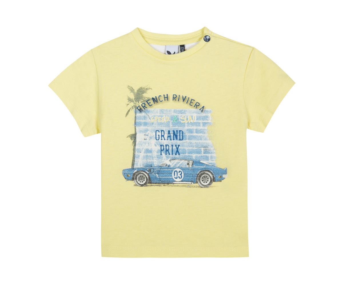 7d1f98cbf 3Pommes-Тениска жълто 3 4 год. (3Помс)