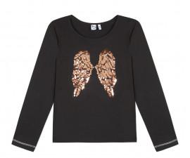Детска блуза с дълъг ръкав 3Pommes 3P10034-02, за момиче на възраст 3-12 г.