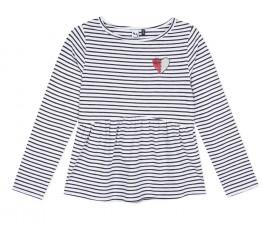 Детска блуза с дълъг ръкав 3Pommes 3P10074-01, за момиче на възраст 3-12 г.