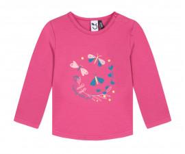 Детска блуза с дълъг ръкав 3Pommes 3P10002-85, за момиче на възраст 1-4 г.