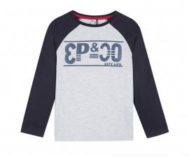Детска блуза с дълъг ръкав 3Pommes 3P10065-21, за момче на възраст 3-12 г.