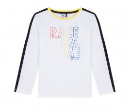 Детска блуза с дълъг ръкав 3Pommes 3P10105-01, за момче на възраст 4-12 г.
