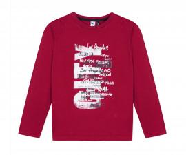 Детска блуза с дълъг ръкав 3Pommes 3P10005-39, за момче на възраст 3-12 г.