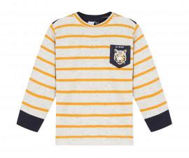 Детска блуза с дълъг ръкав 3Pommes 3P10023-622, за момче на възраст 6 м. - 4 г.