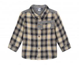 Детска риза с дълъг ръкав 3Pommes 3P12013-04, за момче на възраст 6 м. - 4 г.