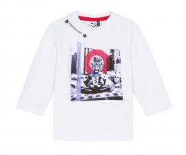 Детска блуза с дълъг ръкав 3Pommes 3P10013-03, за момче на възраст 6 м. - 3 г.