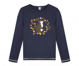 Детска блуза с дълъг ръкав 3Pommes 3P10004-485, за момиче на възраст 3-12 г.