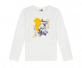 Детска блуза с дълъг ръкав 3Pommes 3P10024-19, за момиче на възраст 3-12 г.