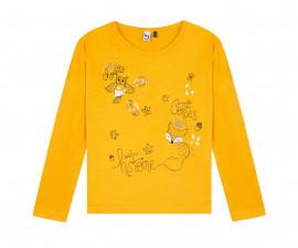 Детска блуза с дълъг ръкав 3Pommes 3P10084-721, за момиче на възраст 3-12 г.