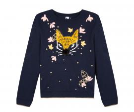 Детски пуловер 3Pommes 3P18044-485, за момиче на възраст 3-12 г.