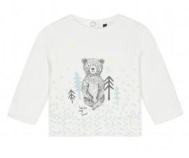 Детска блуза с дълъг ръкав 3Pommes 3P10001-19, за момче на възраст 1-9 м.