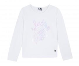 Детска блуза с дълъг ръкав 3Pommes 3P10014-01, за момиче на възраст 3-12 г.