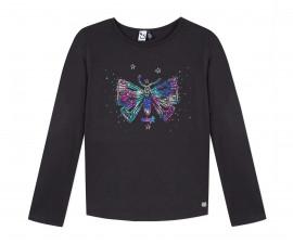 Детска блуза с дълъг ръкав 3Pommes 3P10014-02, за момиче на възраст 4-12 г.