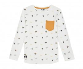 Детска блуза с дълъг ръкав 3Pommes 3P10035-19, за момче на възраст 3-12 г.