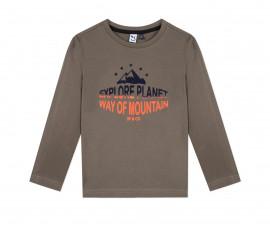 Детска блуза с дълъг ръкав 3Pommes 3P10095-56, за момче на възраст 3-12 г.