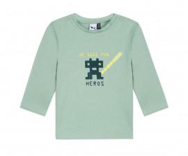 Детска блуза с дълъг ръкав 3Pommes 3P10103-522, за момче на възраст 6 м. - 4 г.