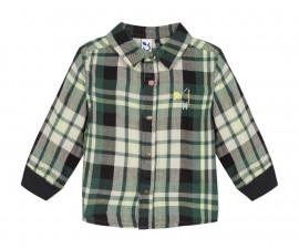 Детска риза с дълъг ръкав 3Pommes 3P12023-05, за момче на възраст 6 м. - 4 г.