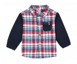 Детска риза с дълъг ръкав 3Pommes 3P13013-46, за момче на възраст 6 м. - 3 г.