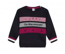Детски пуловер 3Pommes 3P18023-46, за момче на възраст 6 м. - 4 г.