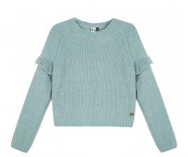 Детски пуловер 3Pommes 3P18034-511, за момиче на възраст 3-12 г.