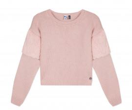 Детски пуловер 3Pommes 3P18064-325, за момиче на възраст 3-12 г.