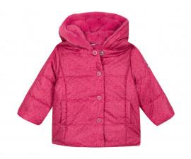 Детско яке с качулка 3Pommes 3P42012-85, за момиче на възраст 6 м. - 4 г.