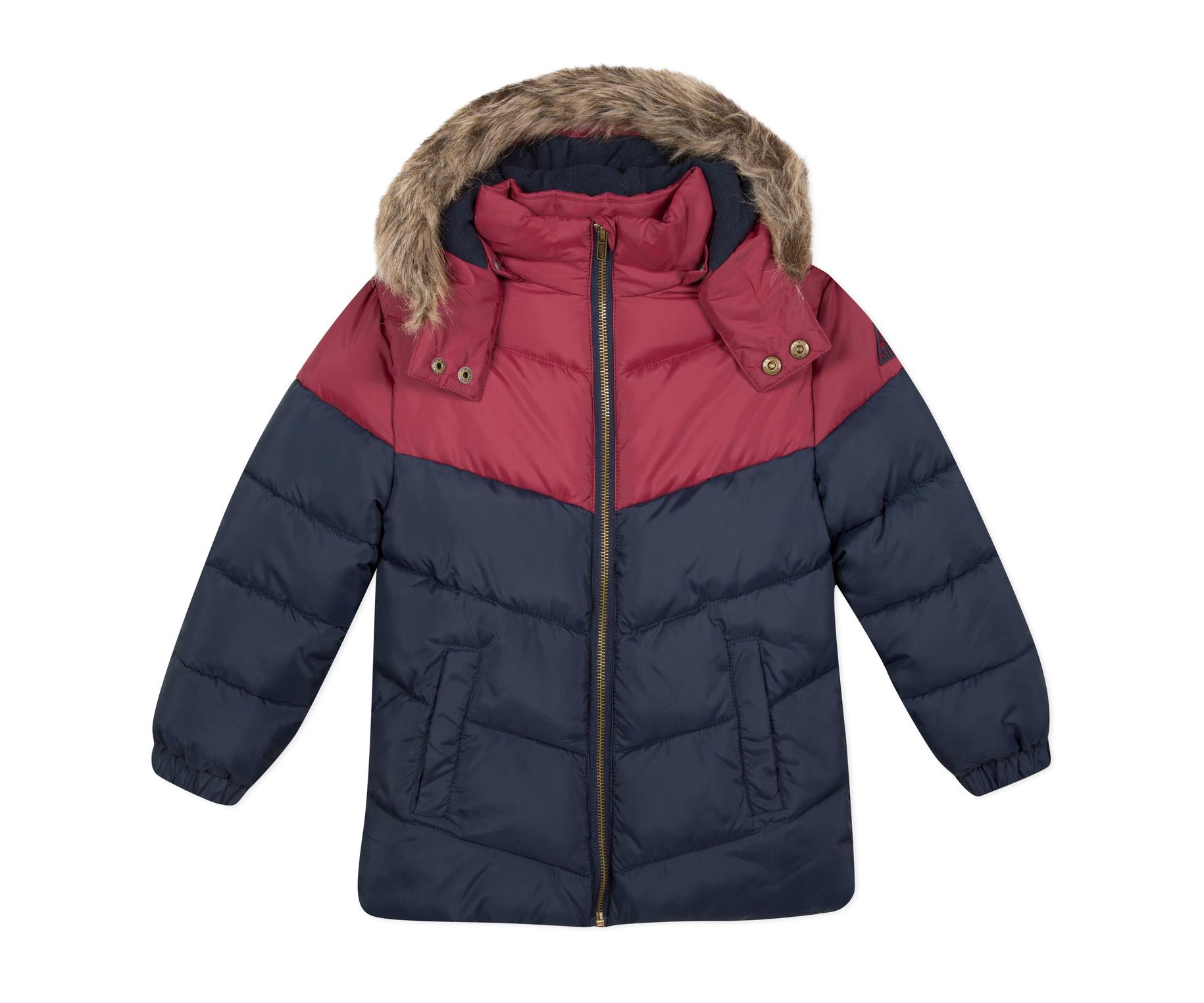 Детско яке с качулка и цип 3Pommes 3P42015-449, за момче на възраст 3-12 г.