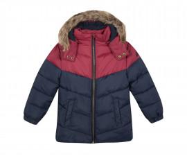 Детско яке с качулка и цип 3Pommes 3P42015-449, за момче на възраст 3-4 г.