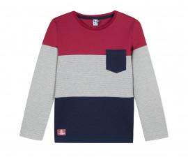 Детска блуза c дълъг ръкав 3Pommes 3P10055-26, за момче на възраст 7-12 г.