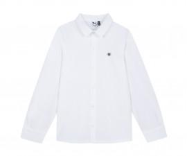 Детска риза c дълъг ръкав 3Pommes 3P12005-01, за момче на възраст 3-12 г.