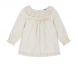 Детска блуза c дълъг ръкав 3Pommes 3P19012-19, за момиче на възраст 6 м.-4 г.