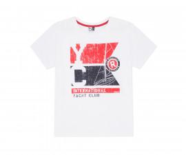 Детска тениска с къс ръкав 3Pommes 3Q10005-01, за момче на възраст 4-14 г.