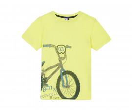 Детска тениска с къс ръкав 3Pommes 3Q10005-711, за момче на възраст 13-14 г.