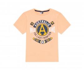 Детска тениска с къс ръкав 3Pommes 3Q10005-76, за момче на възраст 9-10 г.