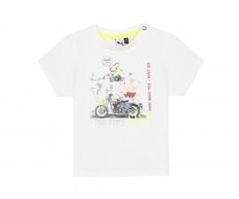 Детска тениска с къс ръкав 3Pommes 3Q10013-19, за момче на възраст 6 м.-4 г.